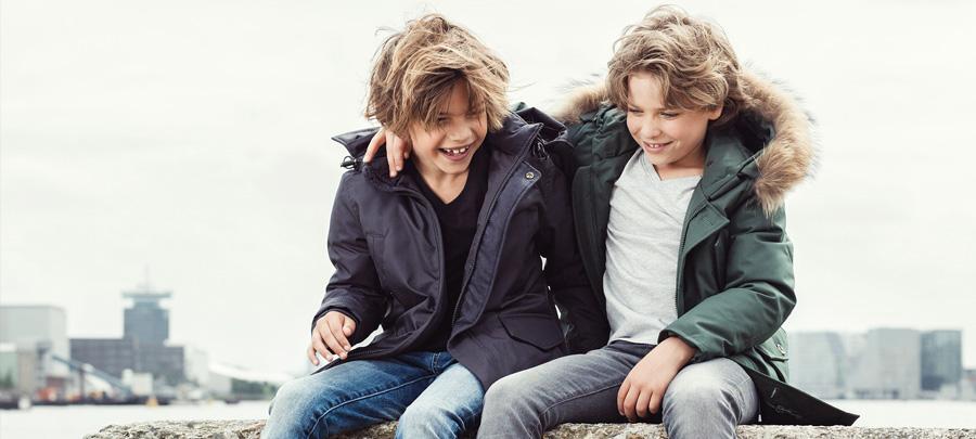 Van Tilburg Mode Jassen : Jongensjassen kopen bij van tilburg