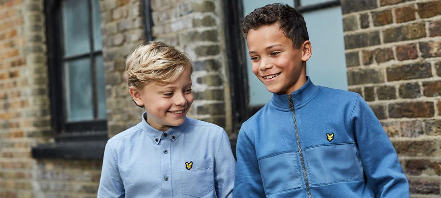 Lyle & Scott Jongens