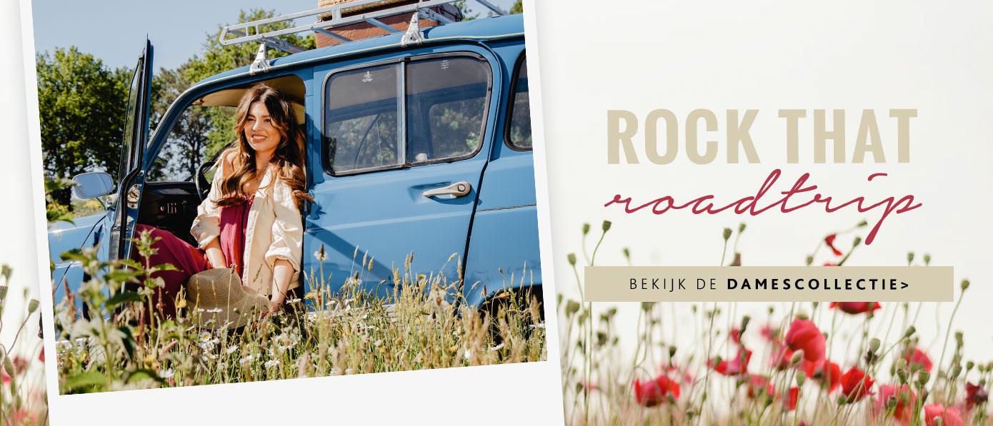 Rock that roadtrip