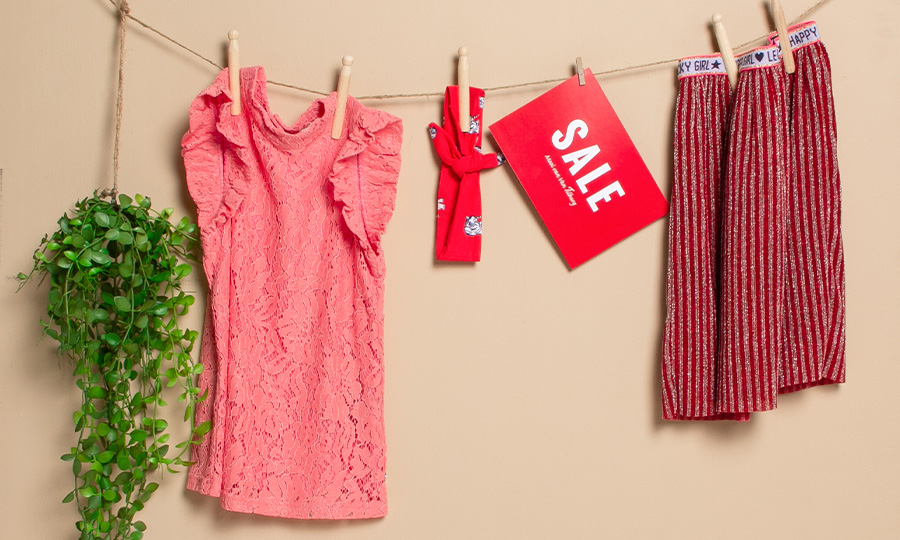 SALE goes on