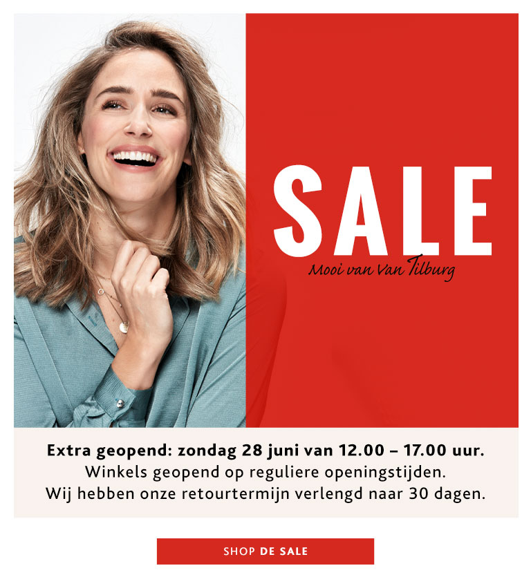 Online kleding kopen doe je bij Van Tilburg Online.