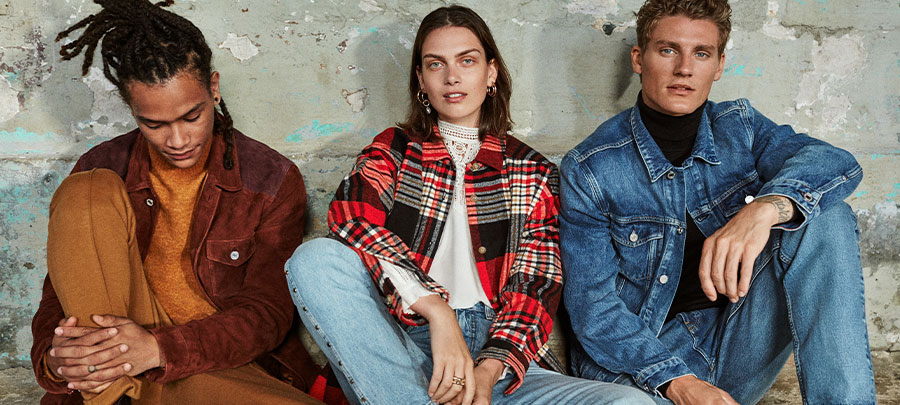 Scotch & Soda Heren