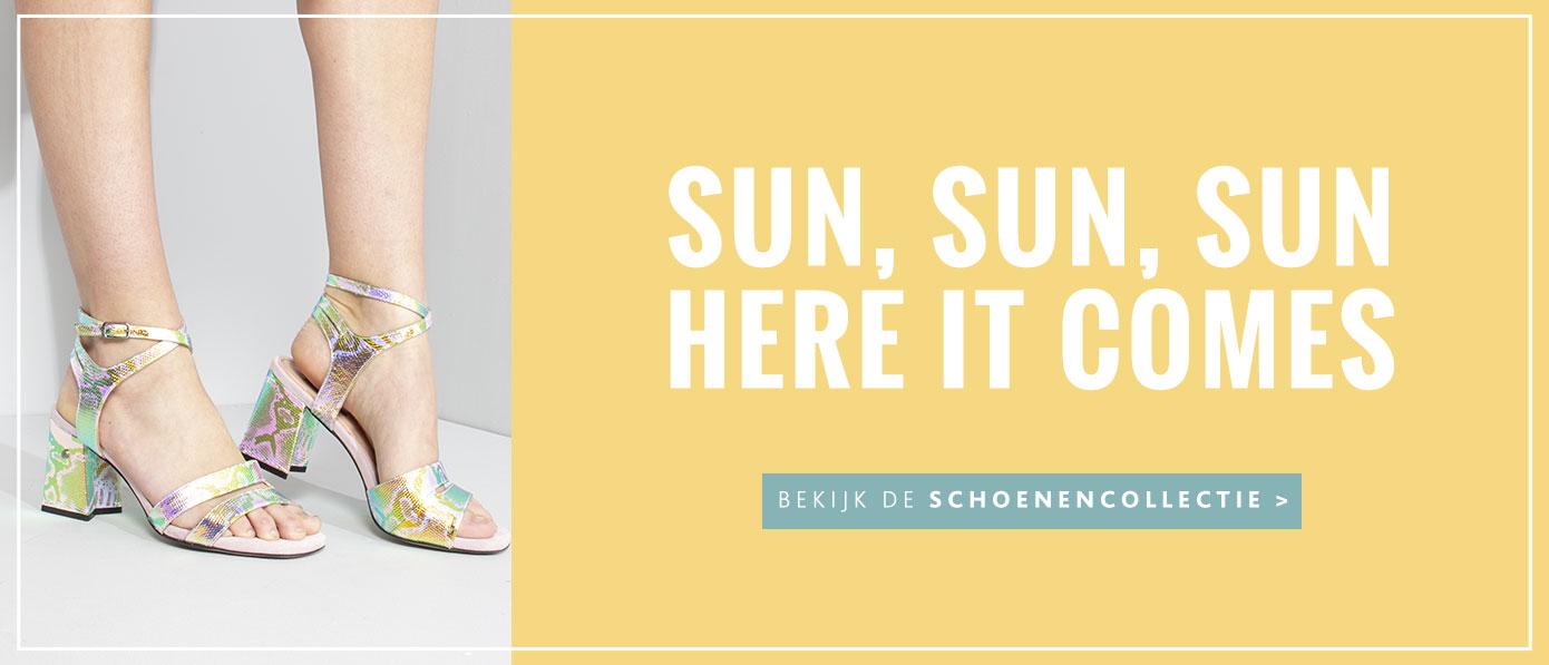 SUN, SUN, SUN HERE IT COMES