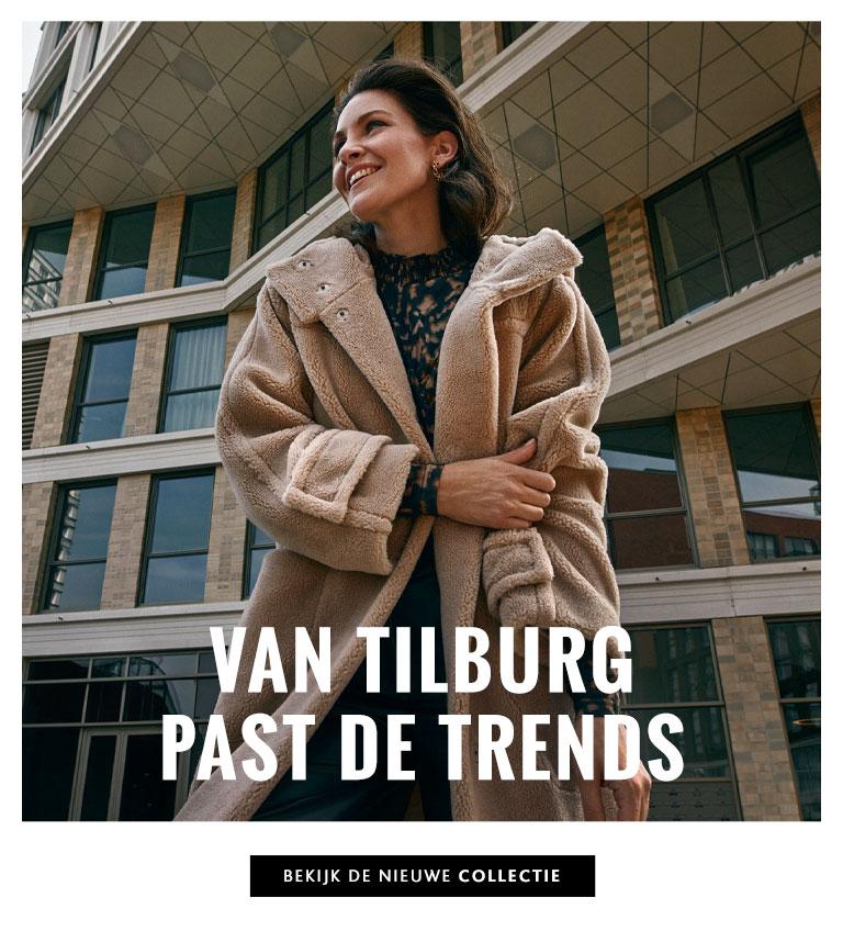 Van Tilburg past de trends