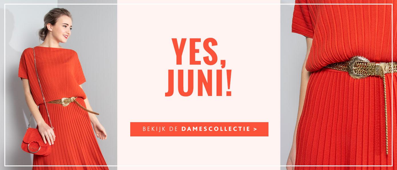 Yes juni!